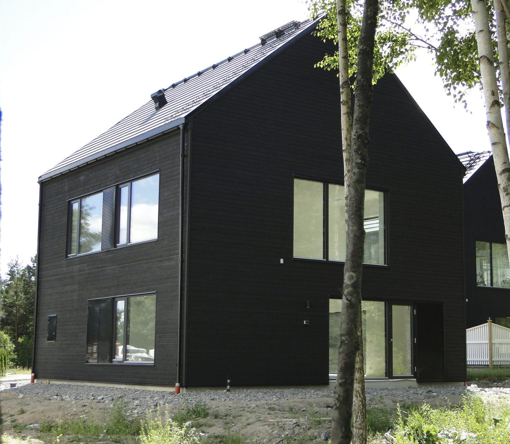 Maison Ossature Bois Suede maison préfabriquée / contemporaine / à ossature bois / à 2