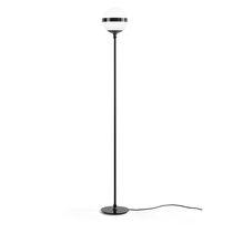 Lampe sur pied / en métal / contemporaine / à LED