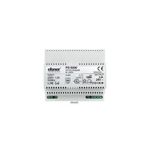 alimentation électrique AC/DC / à sortie simple / de sécurité / sur rail DIN