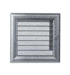 grille de ventilation en acier