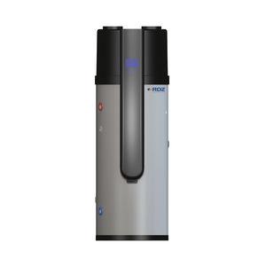 pompe à chaleur géothermique / résidentielle / hybride / avec chauffe-eau