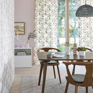 papier peint contemporain / en coton / en polyester / à motif