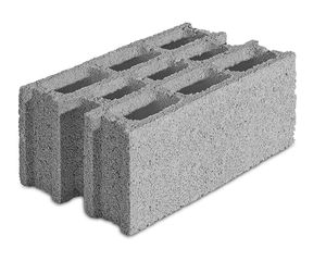 bloc de béton creux