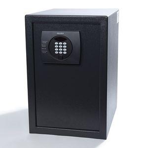 coffre-fort électronique / à poser / encastrable / pour chambre d'hôtel