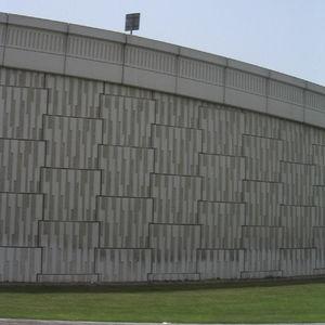 matrice de coffrage pour mur