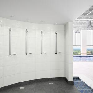 colonne de douche professionnelle