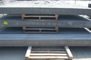 linteau en béton / armé / porteur / préfabriqué