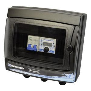 coffret électrique de piscine pour filtration