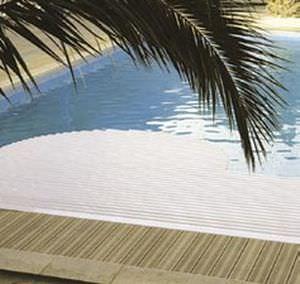 couverture de piscine automatique / de sécurité / immergée