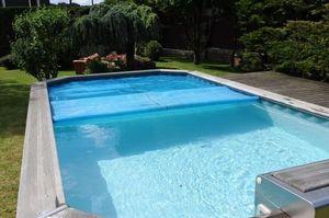 bâche de piscine thermique