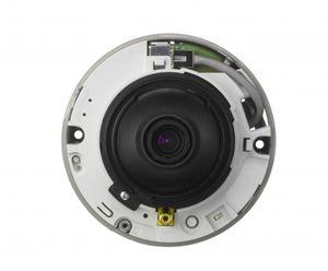 caméra de video-surveillance IP / dôme / de plafond / d'intérieur