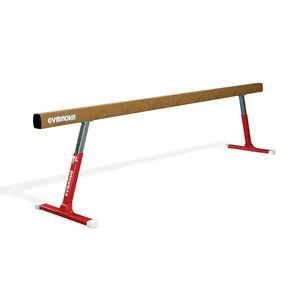 poutre d'équilibre de gymnastique