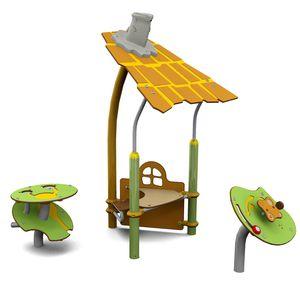 cabane pour enfant pour extérieur