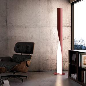 colonne lumineuse contemporaine