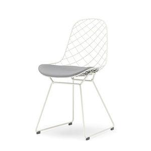 chaise contemporaine / en aluminium / d'extérieur / par Patrick Norguet