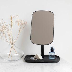 miroir de salle de bain à poser