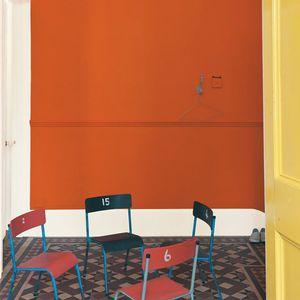 peinture décorative / pour mur / intérieure / acrylique