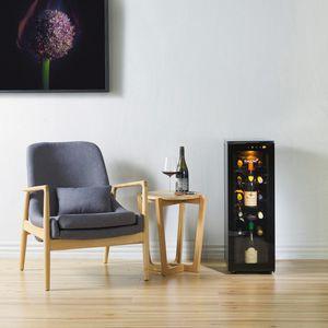 cave à vin en métal