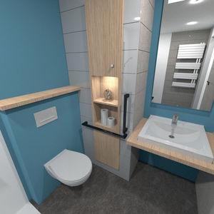 salle de bain contemporaine / en plâtre / en polyester / professionnelle