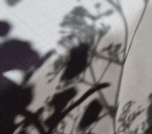 rideau à motif