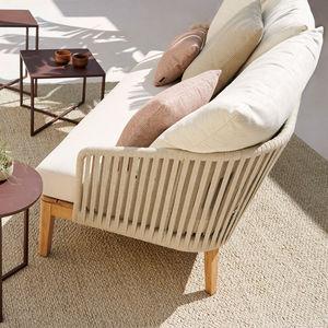 canapé contemporain / de jardin / de terrasse / en Tricord®