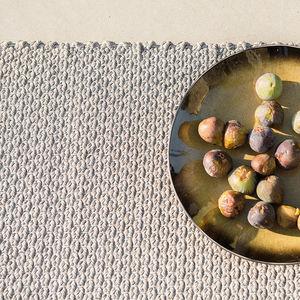 tapis contemporain / uni / en polyester / en PVC