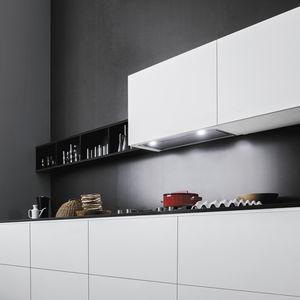 hotte de cuisine encastrable / avec éclairage intégré