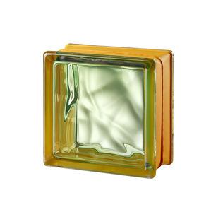 brique de verre carrée