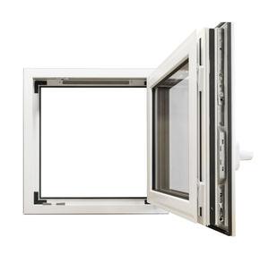 fenêtre battante / oscillo-battante / fixe / en aluminium