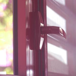 poignée pour porte coulissante / pour fenêtre coulissante / en aluminium / contemporaine