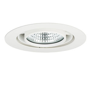 spot de plafond / encastré / à LED / rond