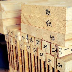 système de toiture en bois / modulaire / professionnel