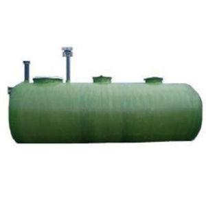 cuve enterrée / de stockage d'eau / pour filtration / en plastique