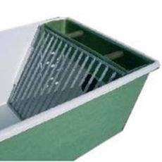 filtre de récupération d'eau / à sable / manuel