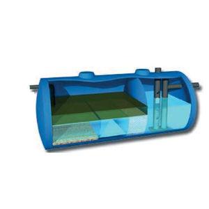 séparateur à hydrocarbures GRP