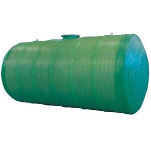cuve enterrée / de stockage d'eau / de traitement des eaux usées / en PP