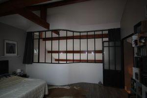 fenêtre fixe / en fer forgé / cintrée / sur mesure