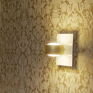 applique murale contemporaine / en aluminium / en verre / à LED