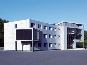 bâtiment préfabriqué