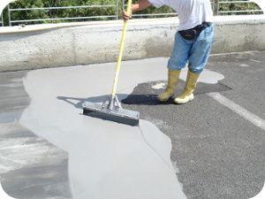 enduit de protection / pour intérieur / pour plâtre / pour briques