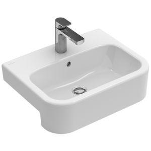 vasque semi-encastrée