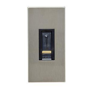lecteur à empreinte digitale pour contrôle d'accès automatique / Bluetooth / pour usage extérieur / autonome