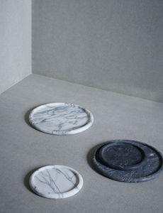 plateau de service en marbre / professionnel / à usage domestique