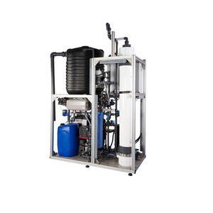 station d'épuration d'eau / pour petite collectivité