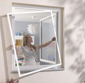 moustiquaire enroulable / fixe / battante / pour fenêtre