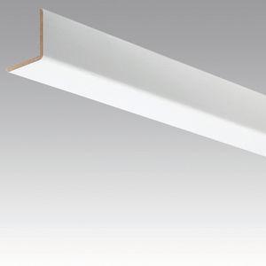 moulure en frêne / d'angle / aspect bois / intérieure