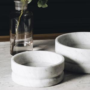 centre de table en marbre