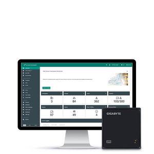 logiciel de gestion de contrôle d'accès et de sécurité