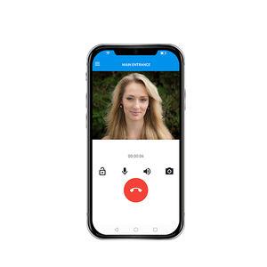 logiciel de gestion de contrôle d'accès et de sécurité / de surveillance / pour visiophone (interphone IP) / pour smartphone