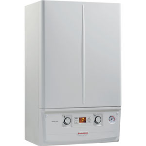 chaudière à gaz / murale / résidentielle / avec chauffe-eau solaire